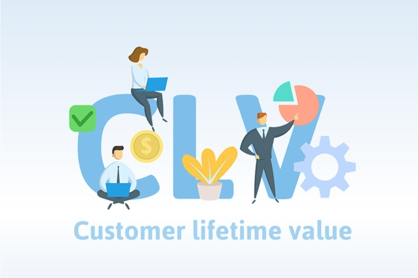 All you need to know about the customer lifetime value calculation