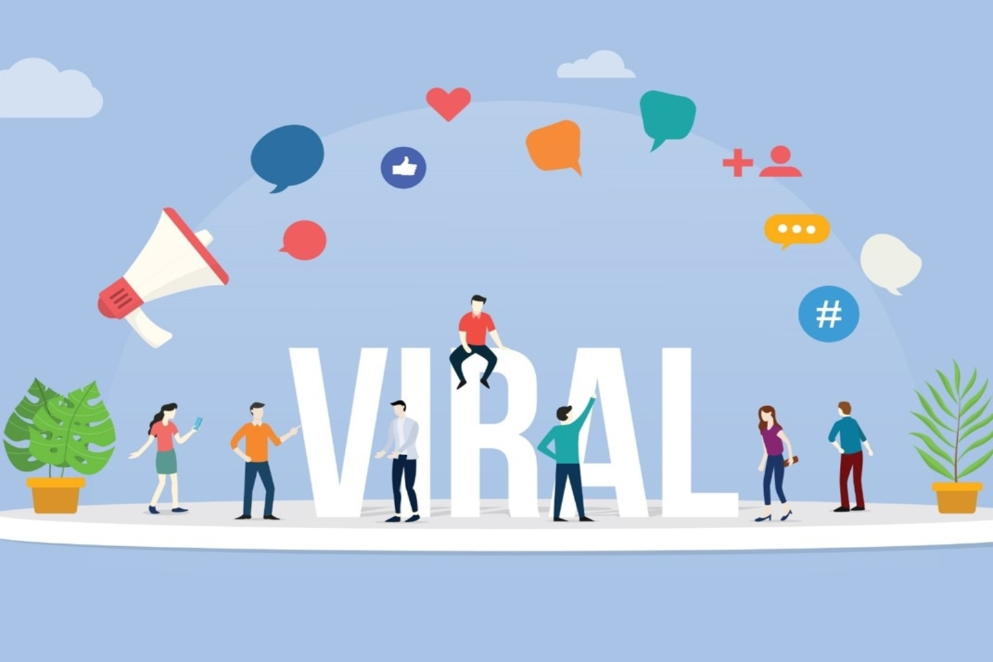 Viral Marketing for the brands to get an instant spotlight